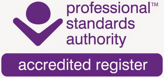 Maxine Reece, The Exe Counsellor is a member of the Professional Standards Authority